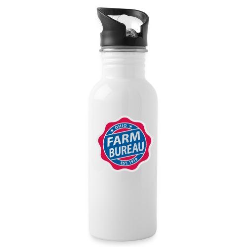 Color Logo - Water Bottle