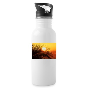 beautiful jamaica - Water Bottle