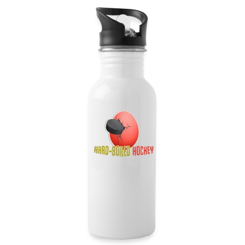 Hard-Boiled Hockey Official Design - Water Bottle