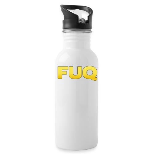 FUQ_SP_logo(border) - Water Bottle