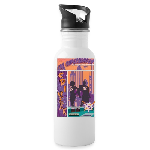 CR-2121_CDIWeek19_poster_ - Water Bottle