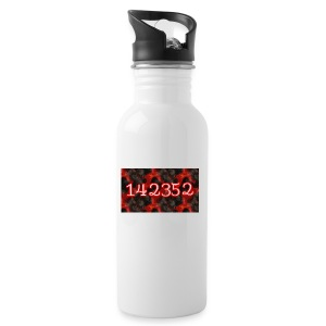 This, will remind everybody to stay strong. - Water Bottle