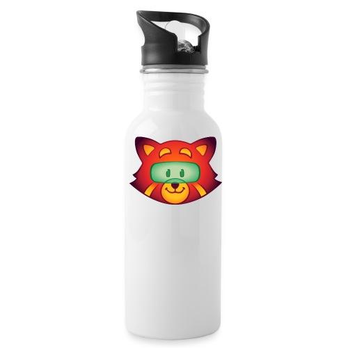 Foxr Head (no logo) - Water Bottle
