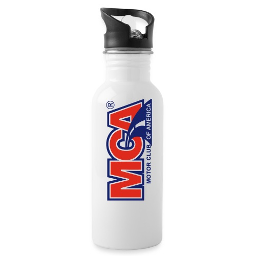 MCA Logo Iphone png - Water Bottle