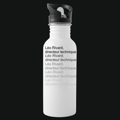 LEO TECHNICAL Rivard - Water Bottle