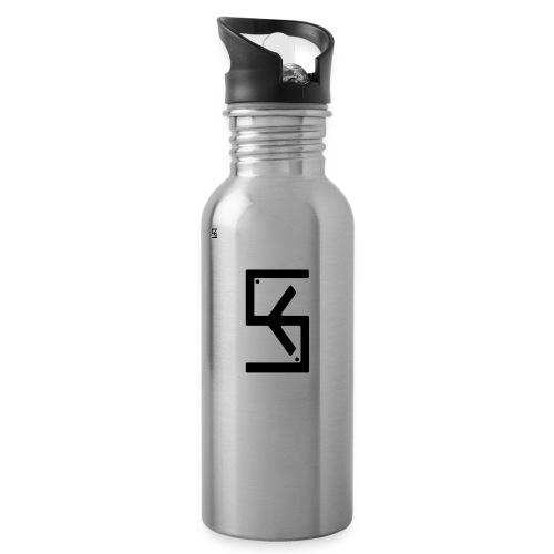 Soft Kore Logo Black - Water Bottle