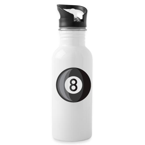 8 Ball - Water Bottle