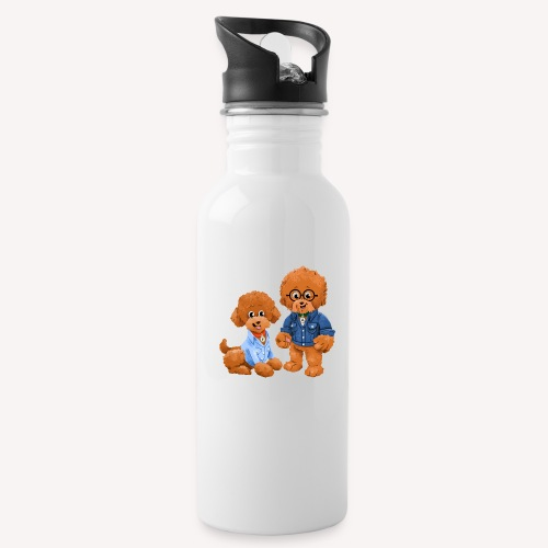 Agador and Fred - Water Bottle