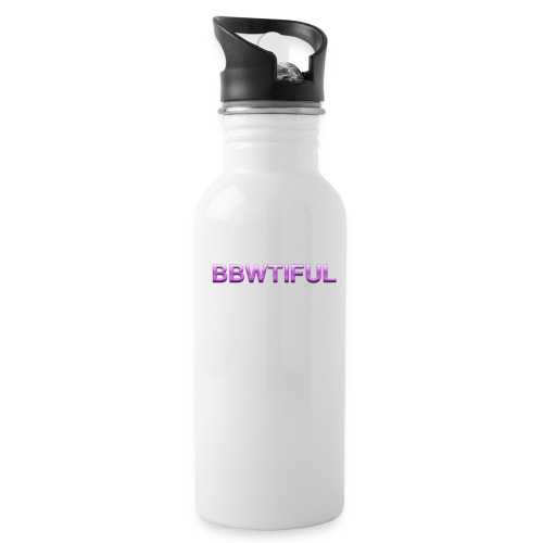 BBWtiful t-shirt - Water Bottle