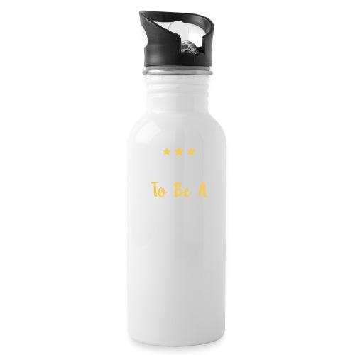 Born To Be A Winner - Water Bottle