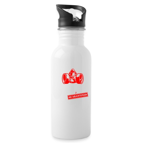 CROSSFIT LTQD - WHITE - Water Bottle