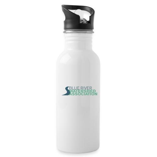 BRWA Logo - Water Bottle
