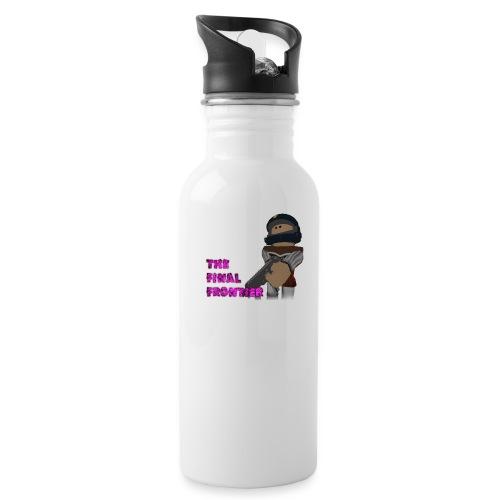 The Final Frontier - Water Bottle