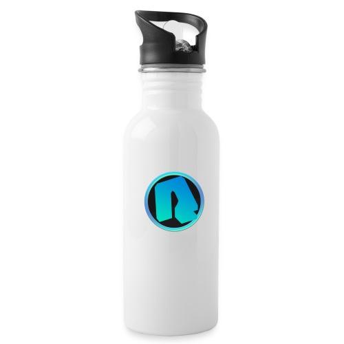 Channel Logo - qppqrently Main Merch - Water Bottle