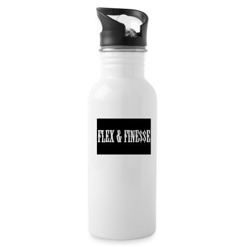 Flex & Fine$$e - Water Bottle