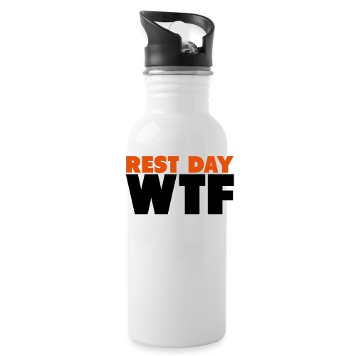 Rest Day WTF - Water Bottle