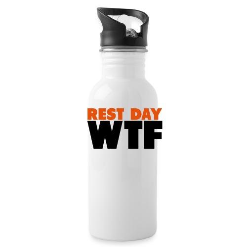 Rest Day WTF - Water Bottle