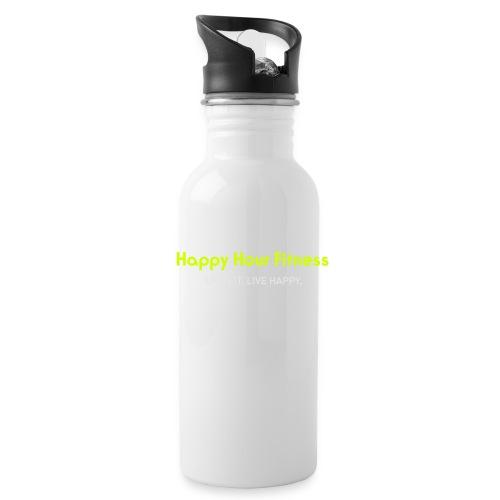 HHF_logotypeandtag - Water Bottle