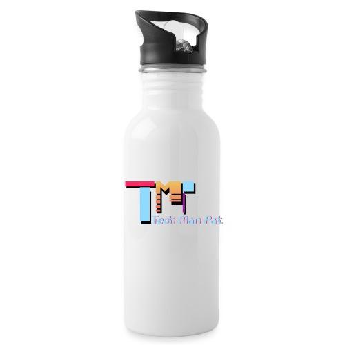 TechManPat Mugs & Bottles - Water Bottle