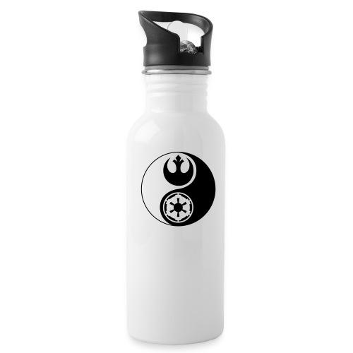 Star Wars Yin Yang 1-Color Dark - Water Bottle
