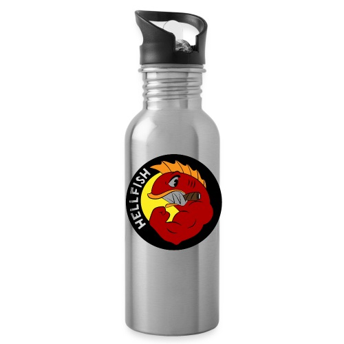 Hellfish - Flying Hellfish - Water Bottle