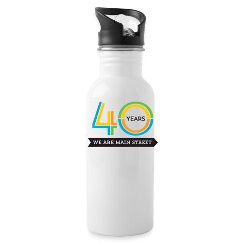We Are Main Street Water Bottle - Water Bottle