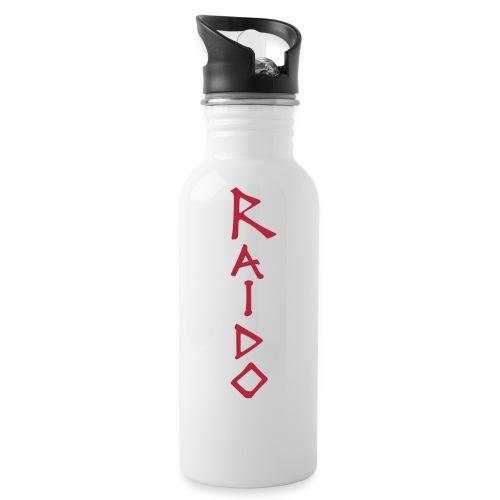 Raido vertical ai - Water Bottle