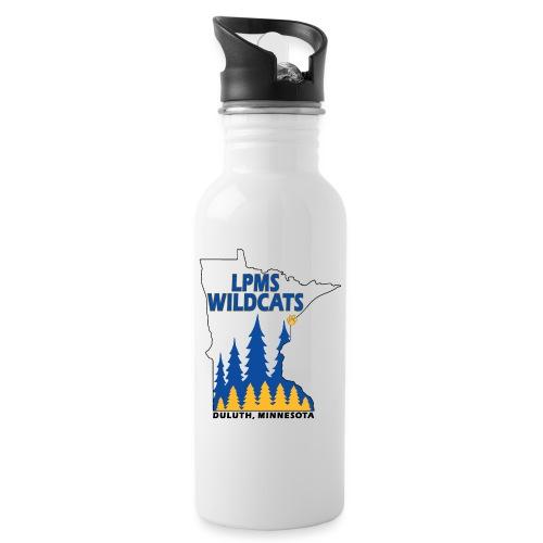 Minnesota Wildcats - Water Bottle