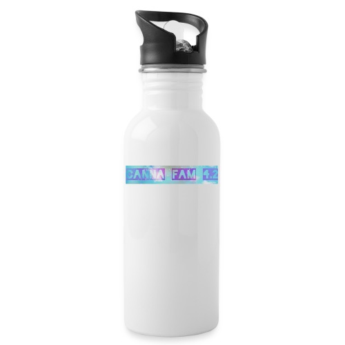 Canna fams #3 design - Water Bottle