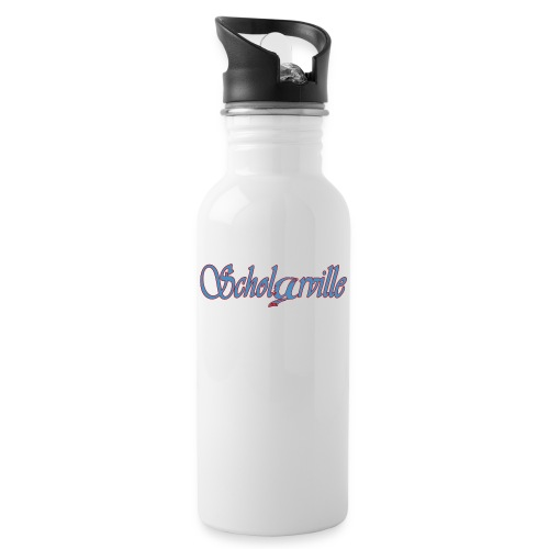 Welcome To Scholarville - Water Bottle