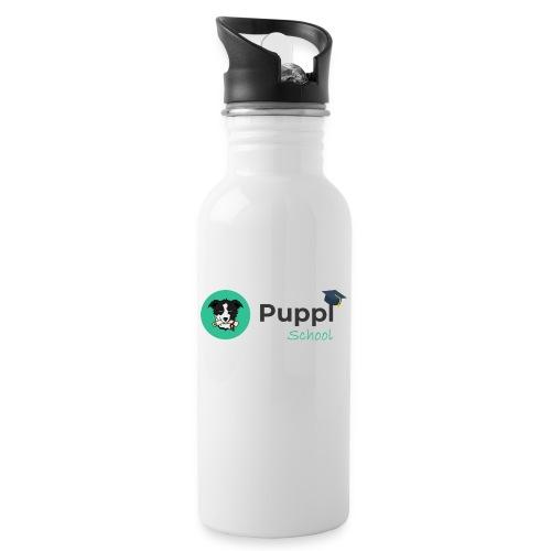 Puppl School - Full - Version 1 - Water Bottle