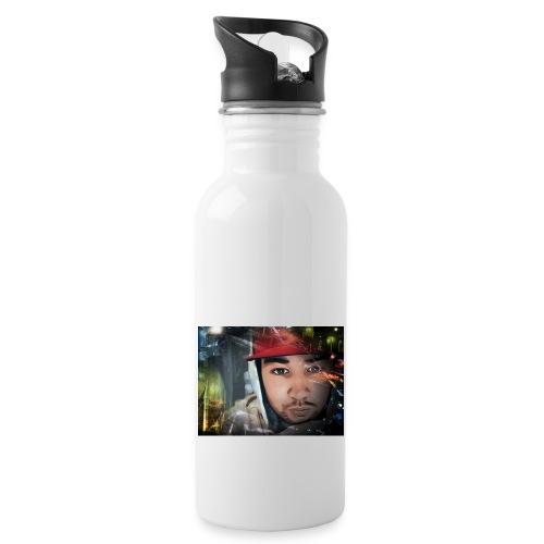 New face design - Water Bottle