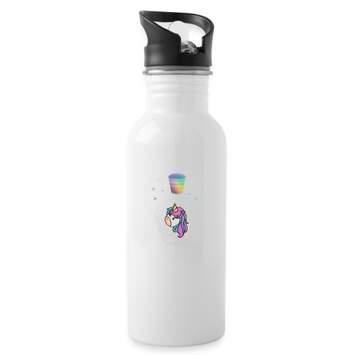 magical bottle design - Water Bottle
