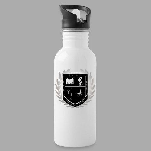 Lyceum Institute Seal - Inverted - Water Bottle