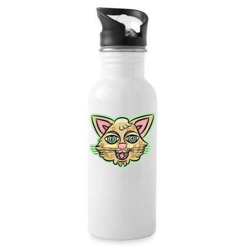 Happy Cat Gold - Water Bottle