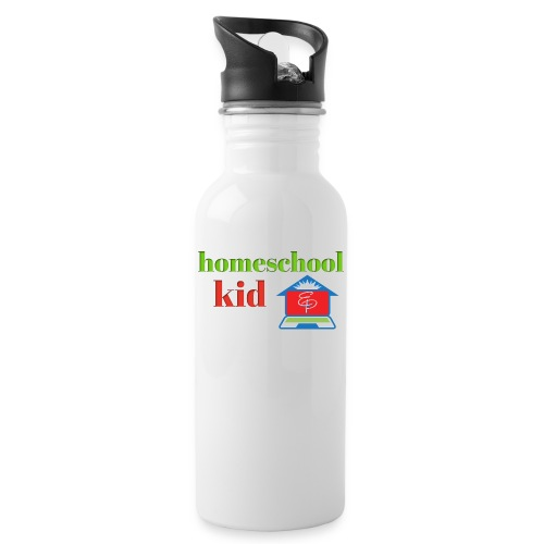 Homeschool Kid - Water Bottle
