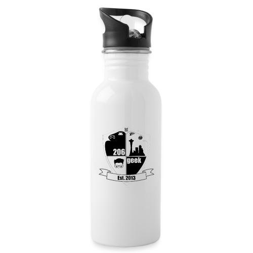 206geek podcast - Water Bottle