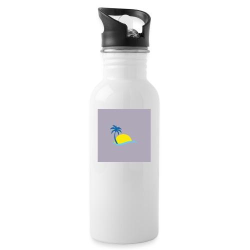 New model sun off plant - Water Bottle