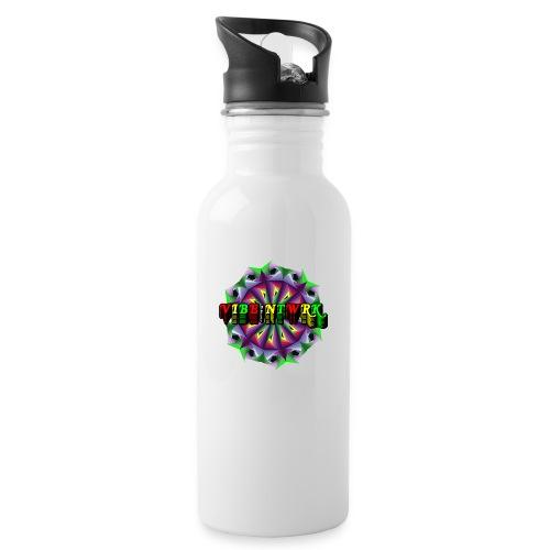 VIBE NTWRK Logo - Water Bottle
