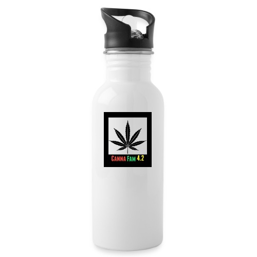 Canna Fams #2 design - Water Bottle