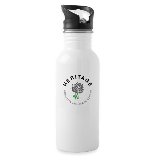 HCCC Front Logo - Water Bottle