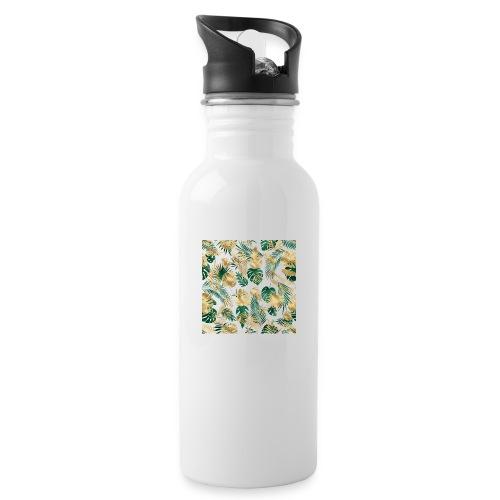 leaf overlay 1 - Water Bottle