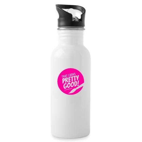 That Looks Pretty Good! - Water Bottle