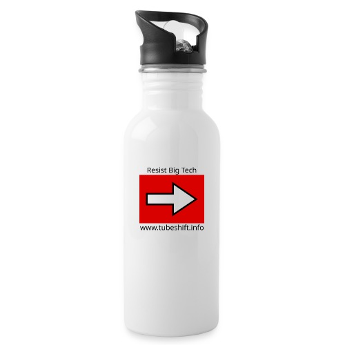 Resist With TubeShift - Water Bottle
