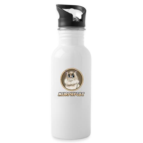 MURPHYCAT LOGO - Water Bottle