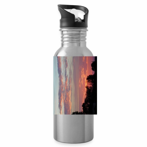 Sunset of Pastels - Water Bottle