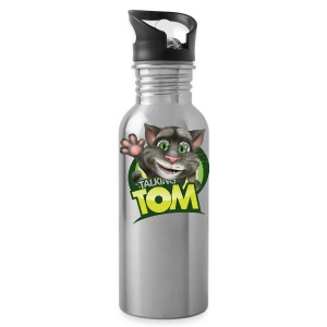 Talking_TOM_wave_preview_lowRes - Water Bottle