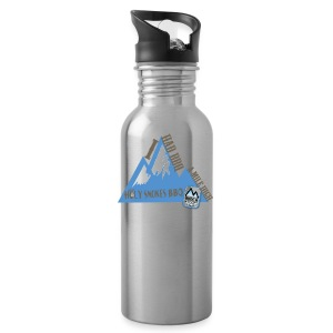 BBQ A Mile High - Water Bottle