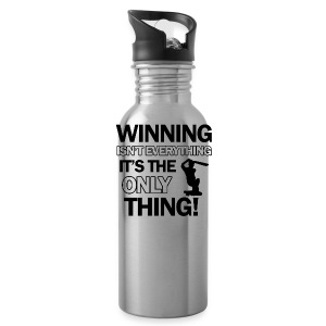 cricket wining tee - Water Bottle