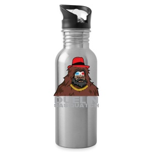 Duelin Sasquatch - Water Bottle